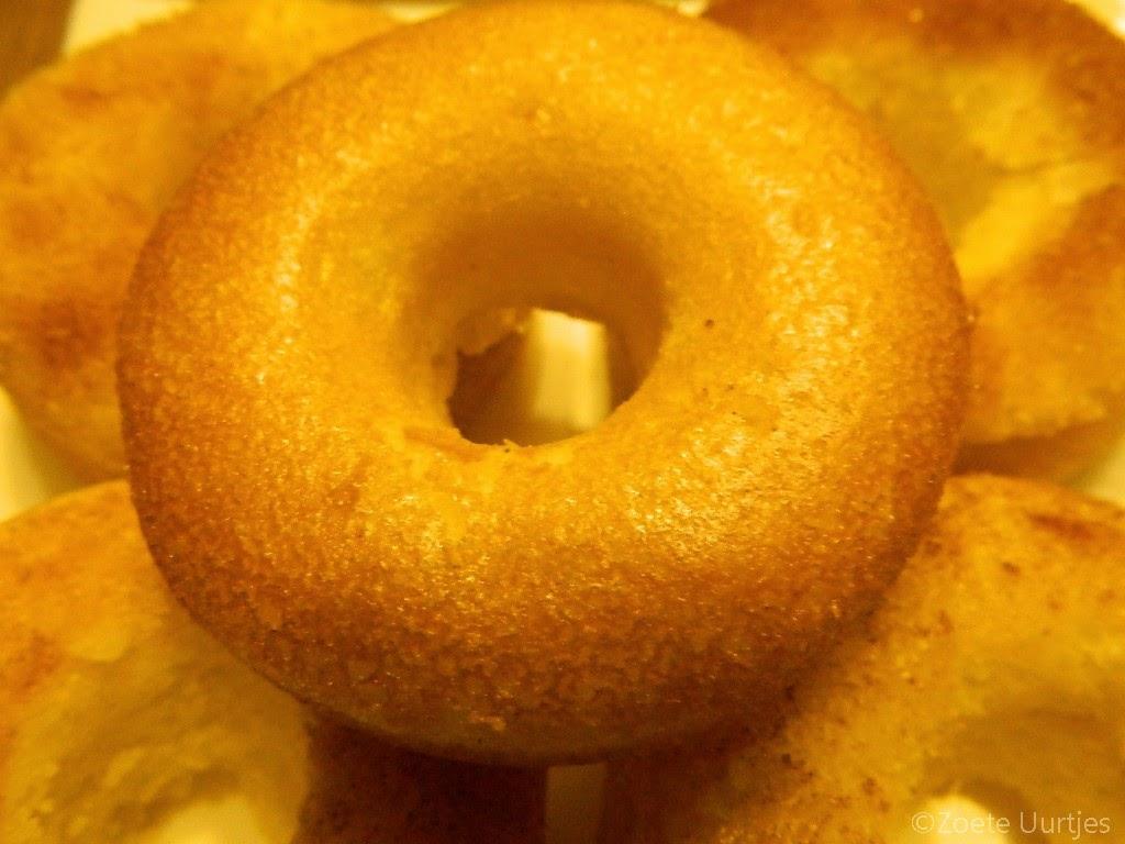 Donuts karnemelk