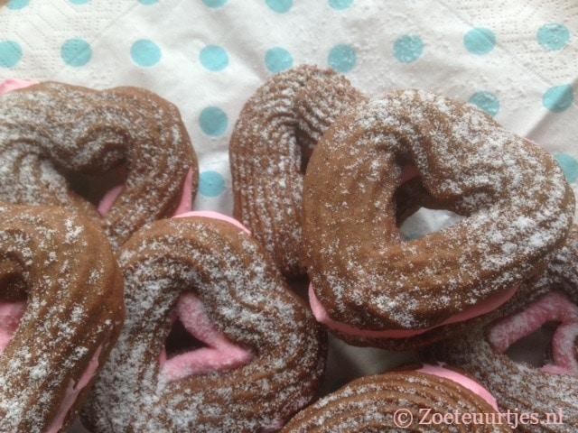 hartkoekjes voor moederdag