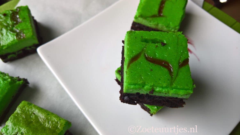 brownie-met-cheesecake