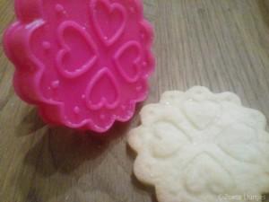Koekjes voor valentijn