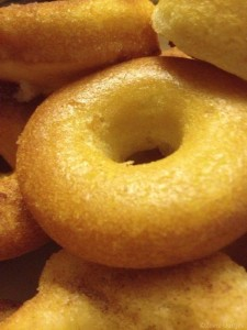 Donuts citroen kwark