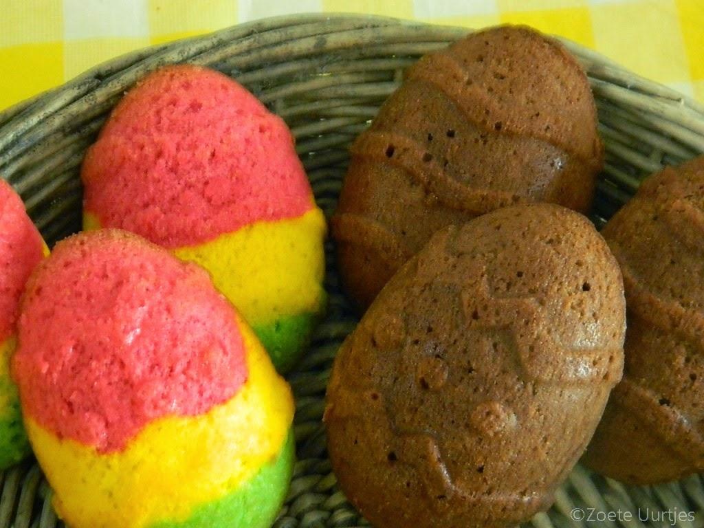 Cake paaseieren