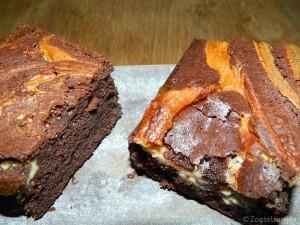 Brownies Tiramisu