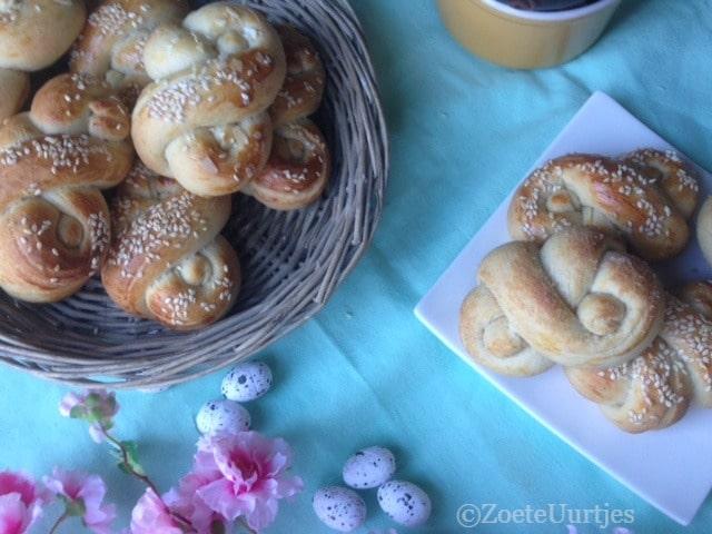 broodjes met amandelmeel