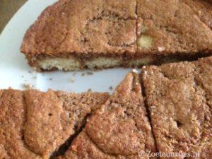 kokos chocoladecake