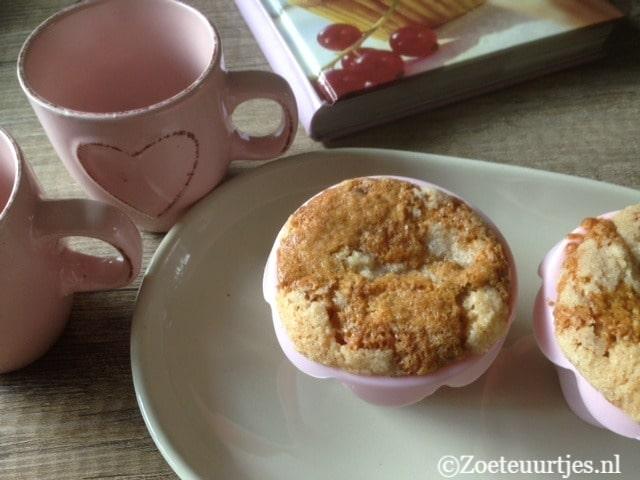 muffins met bosbessen