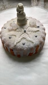 wintercake met rumrozijnen