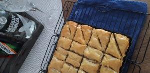 baklava zelf maken