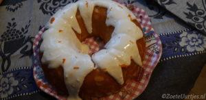 yoghurt sinaasappel gembercake